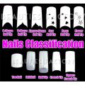Pre-design False Nails x 12 - 12