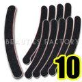 10 x Curve Sanding Files - 10