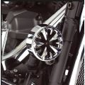 Vantage Chrome Horn Cover for Yamaha & Kawasaki Cruisers