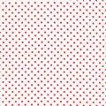 Tanya Whelan Delilah - Dots - White Fabric - 1/4 metre