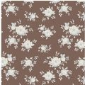 Tilda All That is Spring Fabric Fat Quarter - Aurora Brown